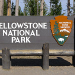 Yellowstone National Park South Entrance