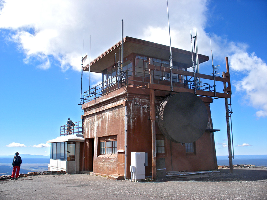 Public Comment Sought On Mount Washburn Antenna Project