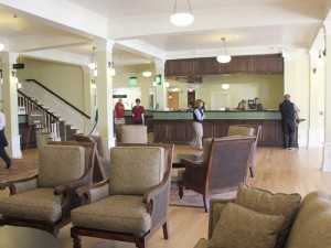 Lake Yellowstone Hotel renovations