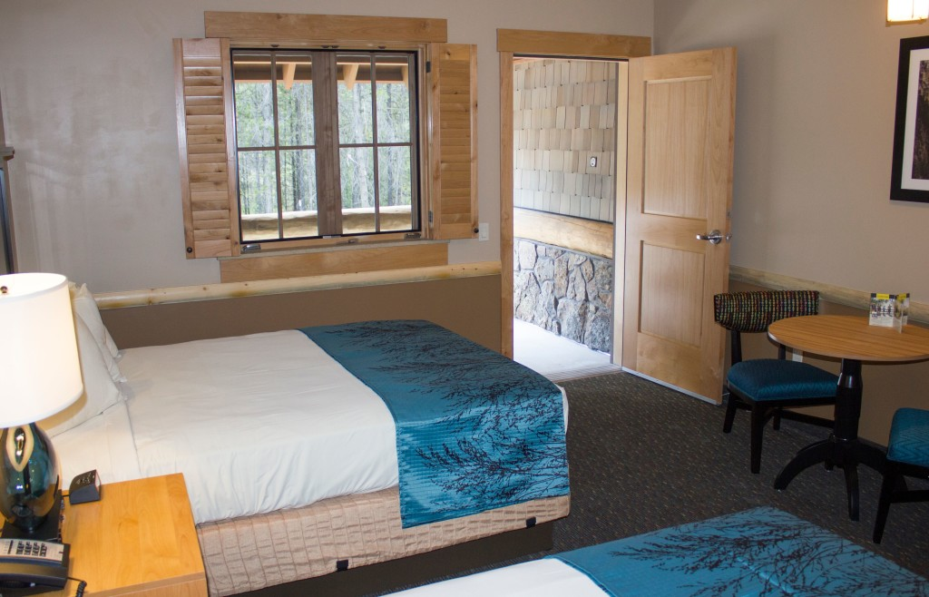 canyon lodge superior room first floor by YNPL