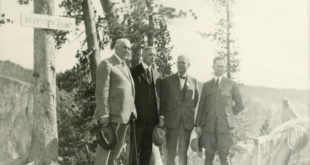 President_Harding_in_Yellowstone_National_Park